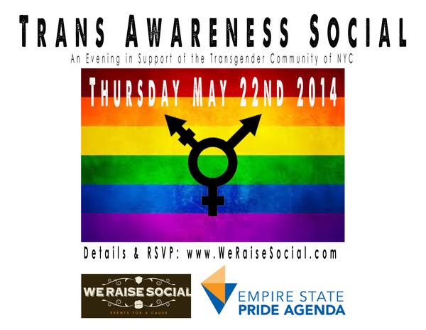 Trans awareness poster 1